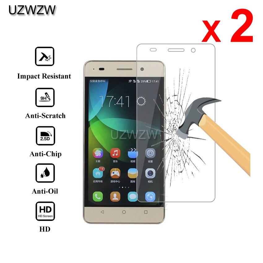 2pcs For Huawei Honor 4C Glass Premium 2.5D Tempered Glass Screen Protector For Huawei Honor 4C Protective Glass