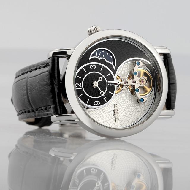Reloj Unisex Esqueleto Mecánico