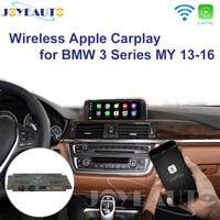 Joyeauto wifi беспроводной Apple Carplay Car Play Retrofit 3 серии F30 NBT 13 17 для BMW Android авто зеркало поддержка задней камеры