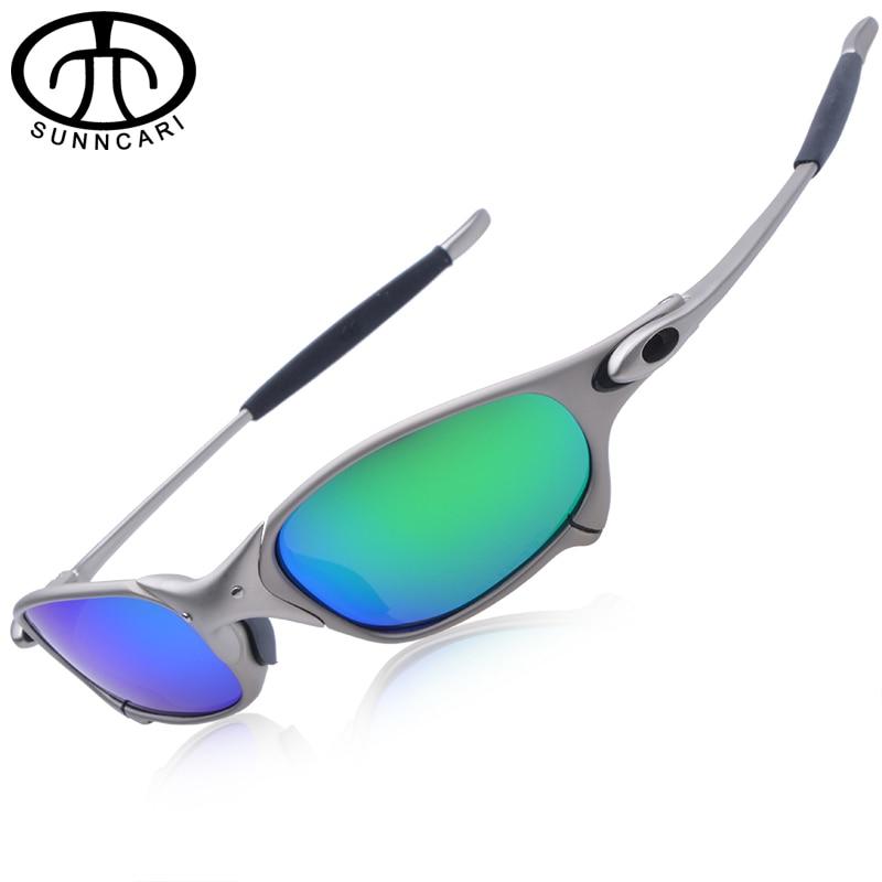 Prix pour WUKUN Hommes Polarisé Vélo Lunettes Alliage Cadre Sport Équitation Lunettes oculos de ciclismo gafas CP003-1