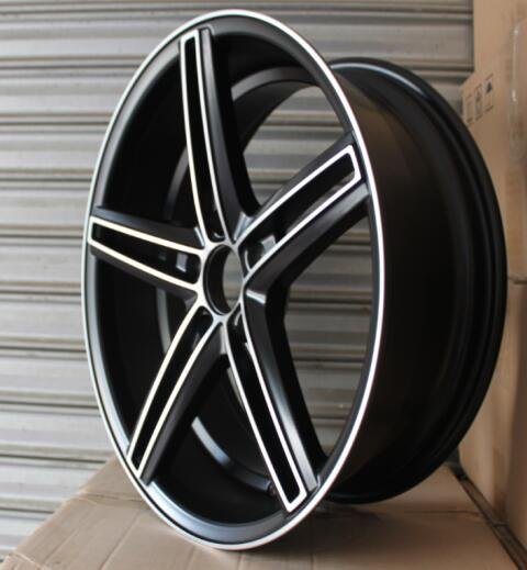 Us 10800 Voss Cv5 18 Inch 5x112 Auto Lichtmetalen Velgen Fit Voor Bmw Audi Volkswagen In Wielen Van Autos Motoren Op Aliexpress