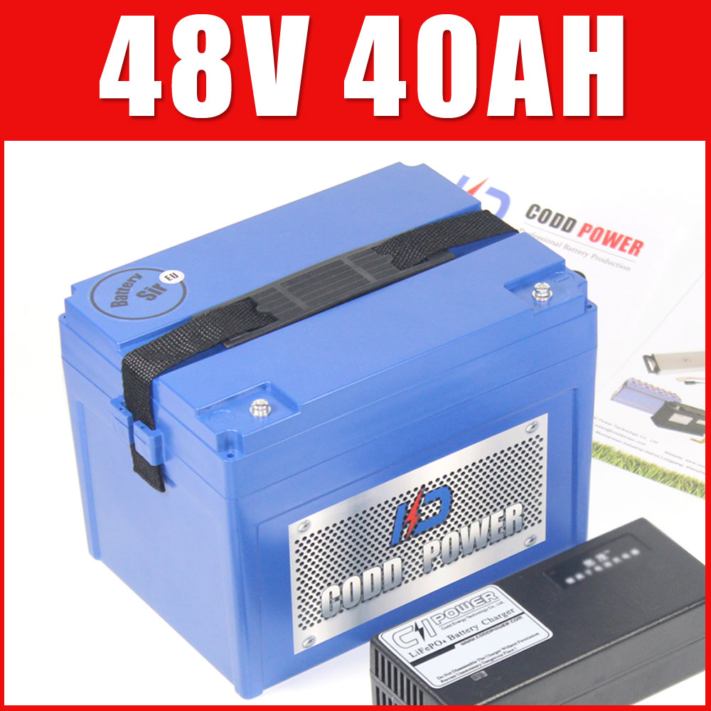 Lithium Battery Pack 48V 420Ah LiFePO4 | Electric Car