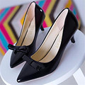 Women Pointed Toe low Heels Fashion Sexy High Heel Shoes Women Pumps wedding shoes high heels #7qta-2