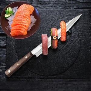 Image 4 - König Meer Sashimi Messer 5Cr15Mov Hohe Qualität Professionelle Fisch Filet Messer Lachs Sushi Messer Küche Küche Messer