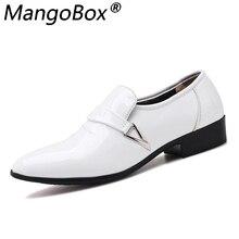 9da61bc34 2018 الرجال الأحذية الفاخرة العلامة التجارية الأبيض أسود جلد عارضة القيادة  أوكسفورد أحذية الرجال المتسكعون الاخفاف