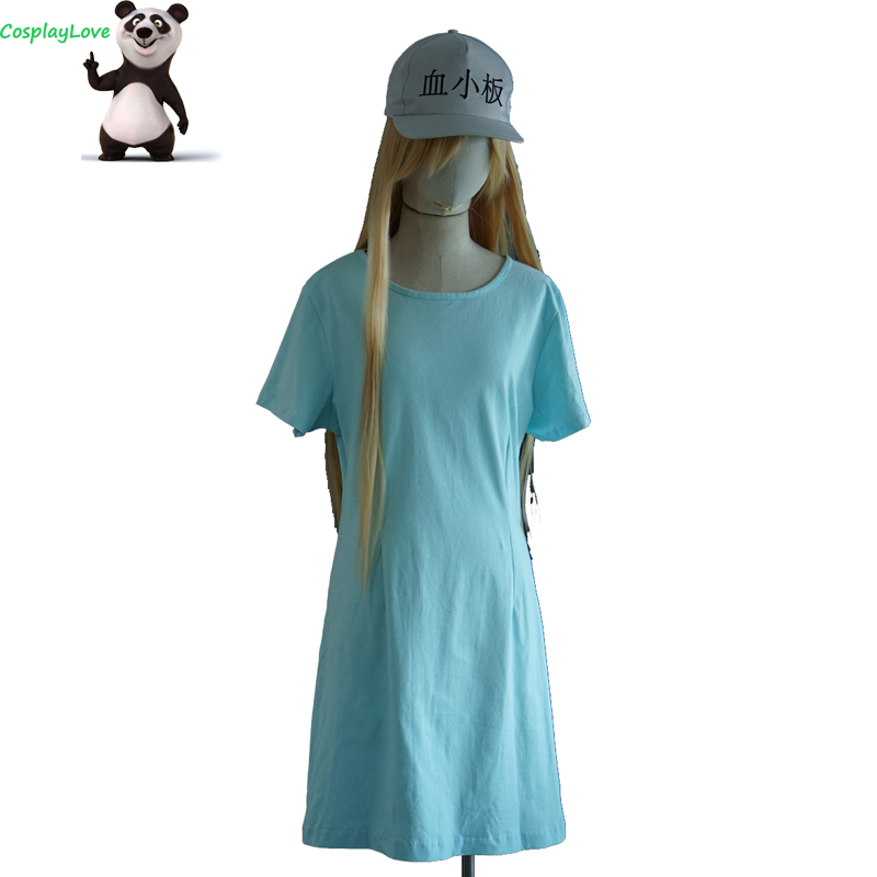 Cells At Work Platelet Cosplay Costume Custom Made For Halloween CosplayLove