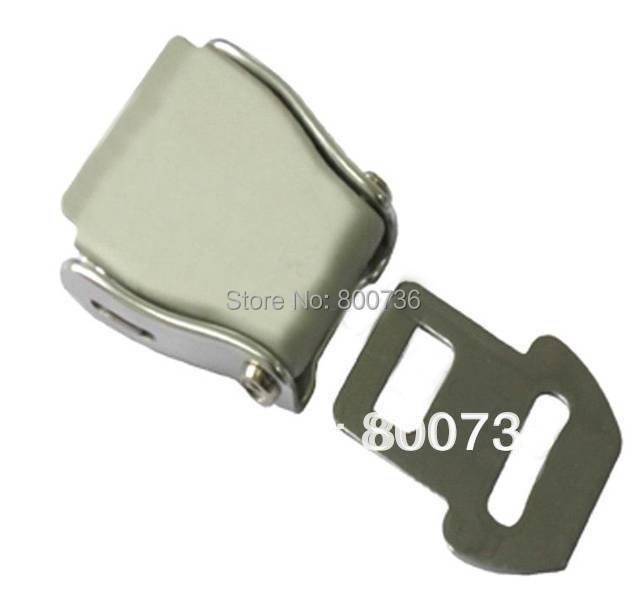 free shipping 5pcs lot high quality Aluminium aircraft safety belt buckle aircraft seat belt buckle TS