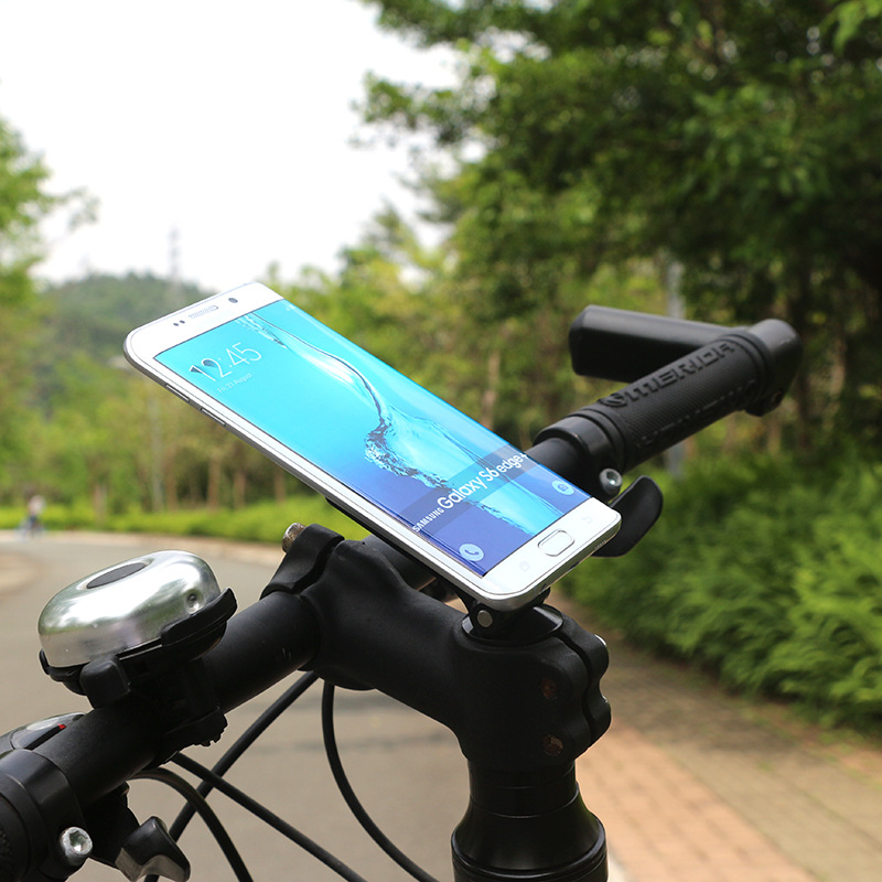 for all Smartphone Mobile Phone Mount Ride Holder Stands Bicycle Mountain Bike Holder Handlebar Clip Cycling