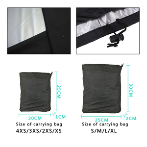 Image 5 - BBQ Cover Waterproof BBQ Accessories Anti Dust Rain Gas Cover Electric Barbeque Grill Cover Portable Outdoor BBQ Cover Plus Size