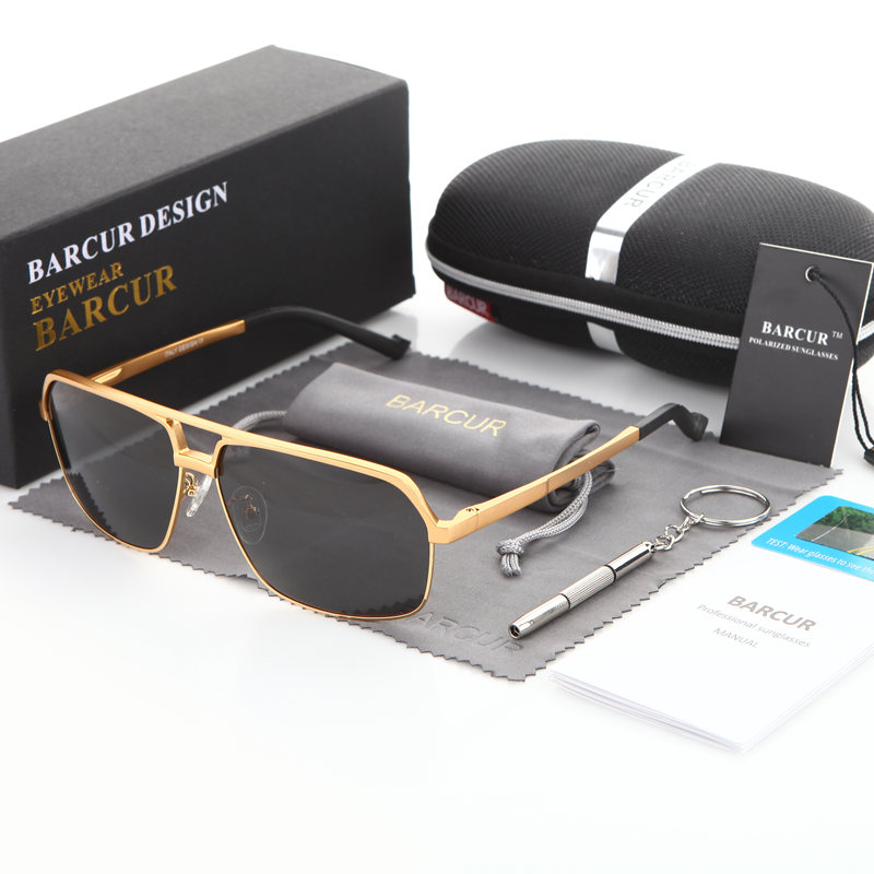 Image 2017 Aluminum Polarized Mens Sunglasses Mirror Sun Glasses Square Goggle Eyewear Accessories For Men Or Women Female