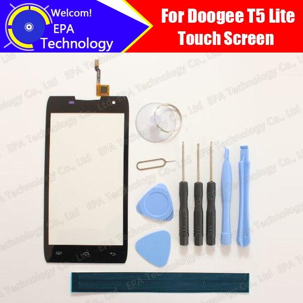 imágenes para Doogee T5 Lite Pantalla Táctil Digitalizador 100% de Garantía Original de Cristal Panel de Pantalla Táctil Digitalizador Para T5 Lite + herramientas + adhesivo