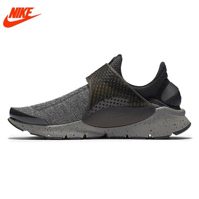 Original NIKE Sock Dart SE PRM Men s Running Shoes Sneakers Outdoor Mens  Athletic Shoes Tennis New Arrival 278aff979ac49