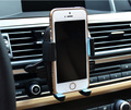 Car phone holder universal car air vent mount holder stand for cell mobile phone 5.3-6.3 inch usable stand holder
