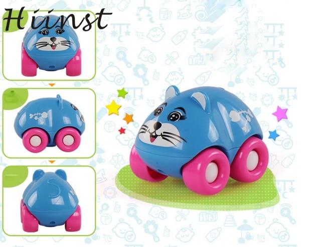 HIINST drop ship Pcs Magnetic Cartoon Animal Train Puzzle Educational Developmental Kids Toys S30 AUG1420 цена