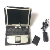 P anasonic Laptop CF 19 CF19 Toughbook CF 19 PC Windows7 4gb memory computer with 240GB SSD (wholesale/retail) DHL free shipping
