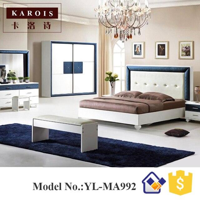nieuwe ontwerpen marriott 5 sterren luxe hotel slaapkamer meubilair sets
