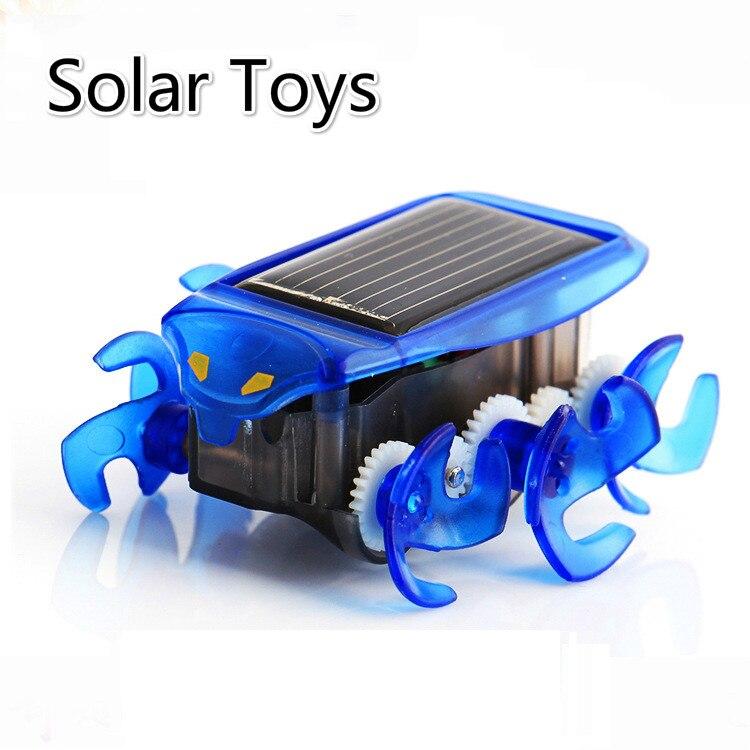 Solar Lunar Vehicle Toys Car Toy Car Educational Solar Power Kits Novelty for Child Birthday Gift