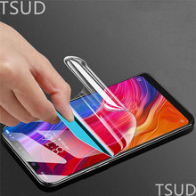 full hydrogel film cover for Oneplus 7 Pro 3 5 5T 6 6T soft light protective screen protector One Plus