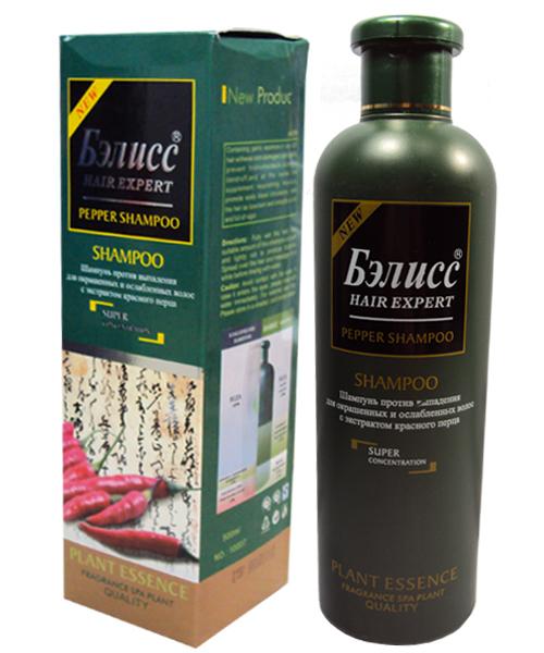 Pimienta champú Anti off el crecimiento del cabello champú anticaspa nutritiva 500 ml envío gratis