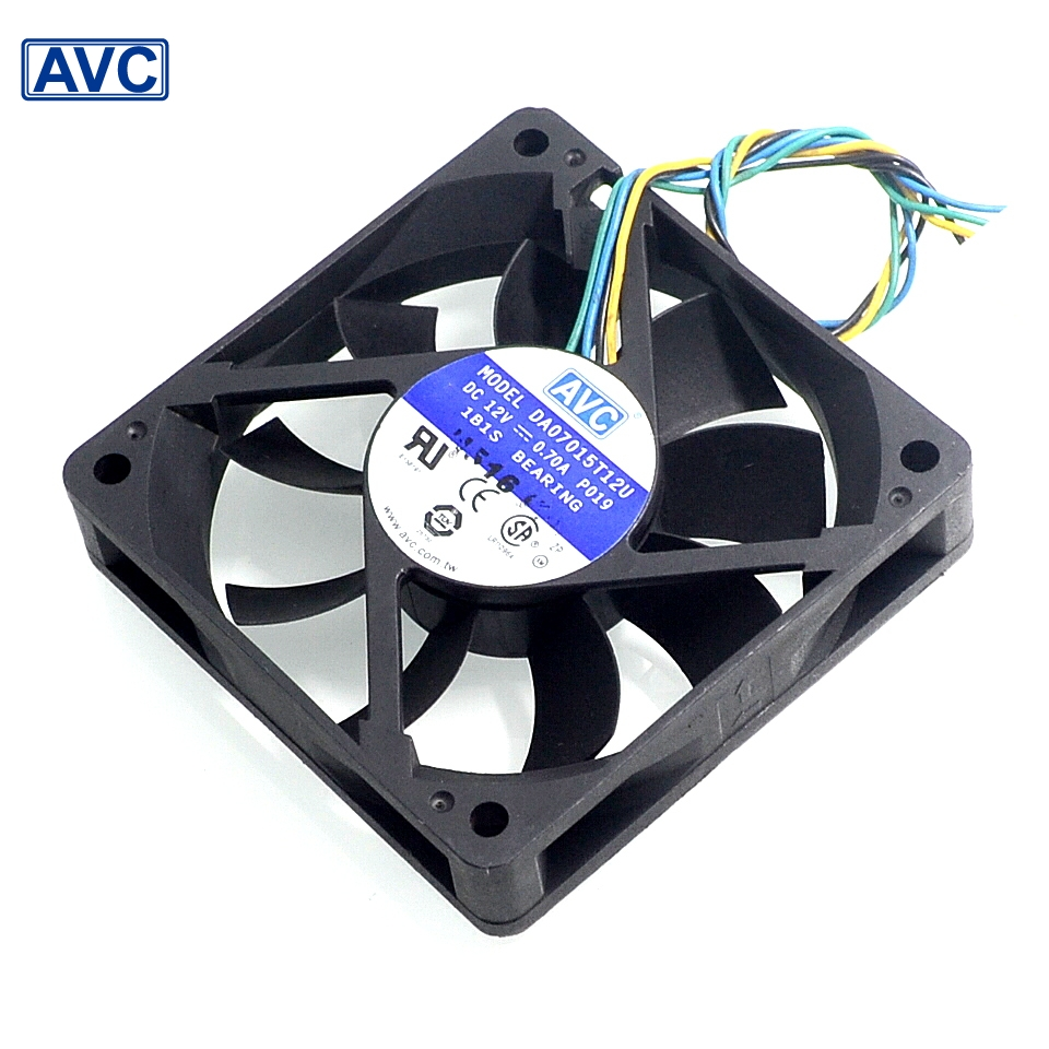 AVC Nouveau et Original DA07015T12U 7015 7 CM 12 V 0.7A 6000 tourner quatre à coudre Intelligente Vitesse