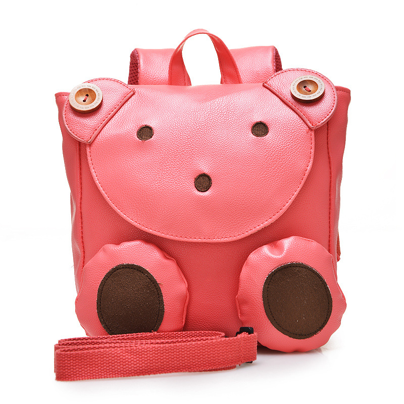 ad9bb7dbef57 Cute Bear Anti-lost School Bags For Girls Boys Kindergarten Children  Backpacks Kids Bags Mochila Baby Gifts For Age 1-3. Tactical Laptop Bags  Waterproof ...