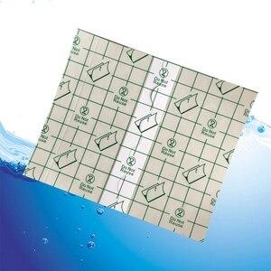 Image 5 - 100 adet/takım şeffaf bant PU film yara bandı su geçirmez Anti alerjik tıbbi yara pansuman bant
