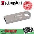 Кингстон dtse9 металл usb 2.0 флэш-накопитель флэш-накопитель 8 ГБ 16 ГБ 32 ГБ 64 ГБ pendrive стиц usb-палки мини chiavetta usb-подарков оптовая продажа