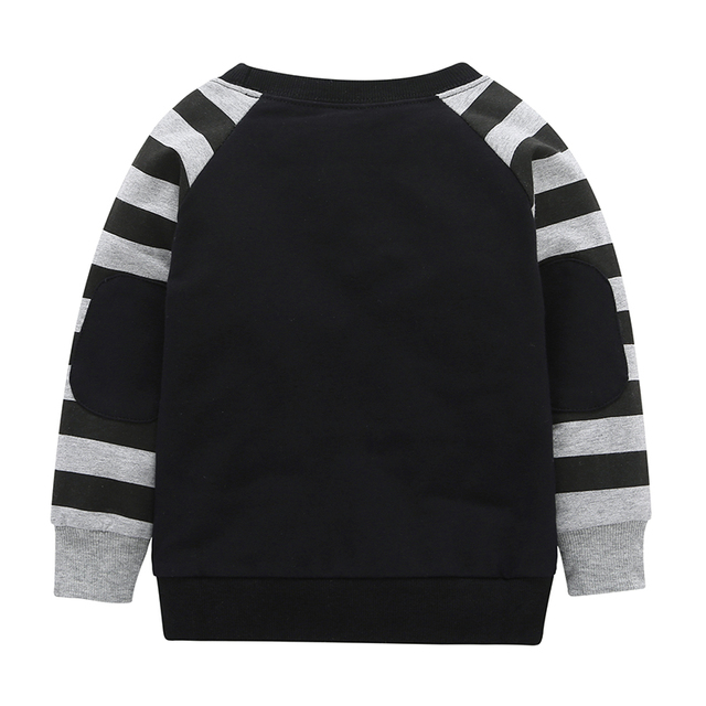 Long Sleeves Cute Sweatshirt