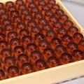 1000 шт  королевская чаша для пчеловодства  инструменты для пчеловодства  коричневая пчелиная королева  чашки для пчеловодства  высокое качес...
