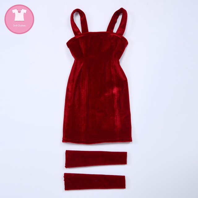 f788eb6f84b64 US $16.03 30% OFF|BJD Clothes iplehouse Eid 1/3bid/sd Sexy dress beautiful  doll clothes Repair the body OUENEIFS -in Dolls Accessories from Toys & ...