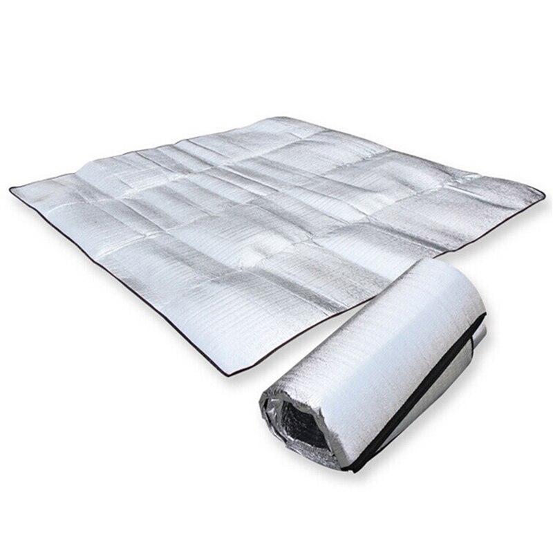 Foldable Mattress Pad: Foldable Waterproof Sleeping Mattress / Camping Mat Pad