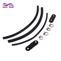 Motorcycle Riser Front Gas Tank Lift Kit Hose Clamp For Harley Sportster 883 XLH883 XL883N XL883L 1200 XL1200N XLH1200S XLH1200