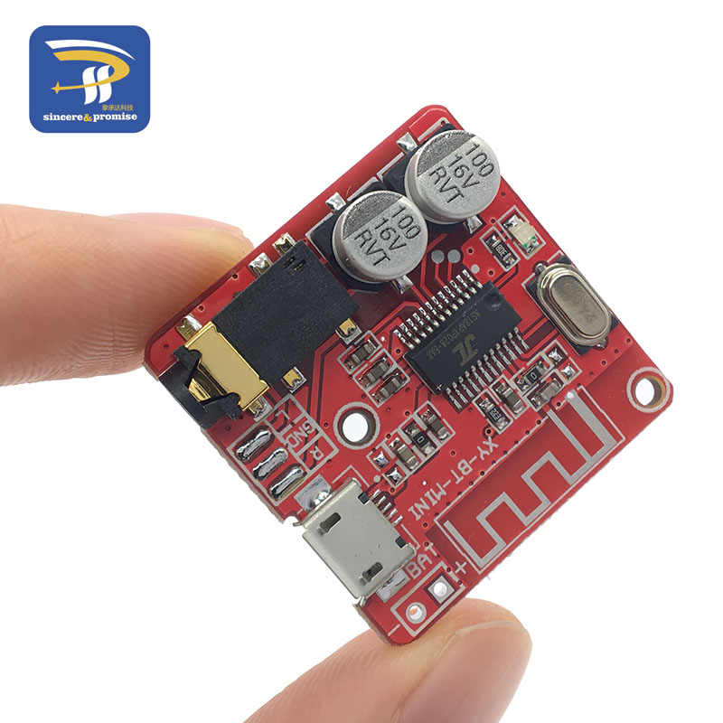Bluetooth Audio Receiver board Bluetooth 4.1 mp3 lossless decoder board Wireless Stereo Music Module 3.7-5V