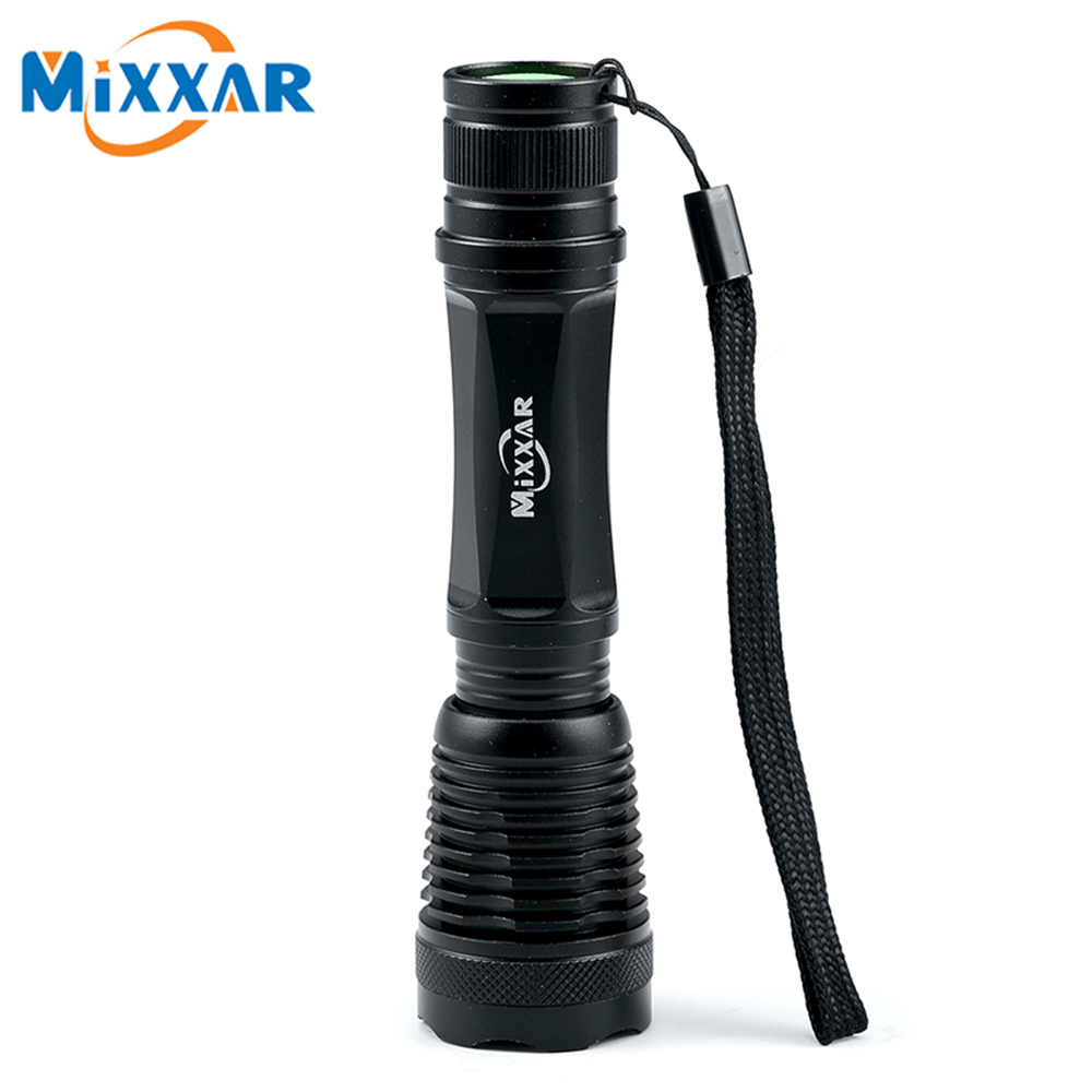 ZK20 CREE XM-L T6 4000LM Zoomable 18650 LED Flashlight LED Torch Lighting For Outdoor Sports Camping Hiking 1 kit dental orthodontic oral care interdental brush toothpick between teeth brush 3pcs kit570041