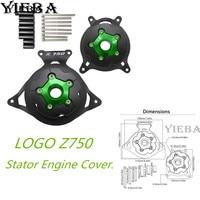 For KAWASAKI Z750 z750 z 750 Z 750 2007 2008 2009 2010 2011 2012 Accessory Motorcycle Aluminum Stator Engine Covers protective