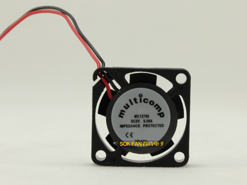 NEW MULTICOMP 2506 DC5V 2.5CM laptop MC12766 cooling fan