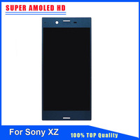 LCD for sony xz Display for Sony XZ Lcd for Xperia XZ Lcd Screen with Touch Digitizer