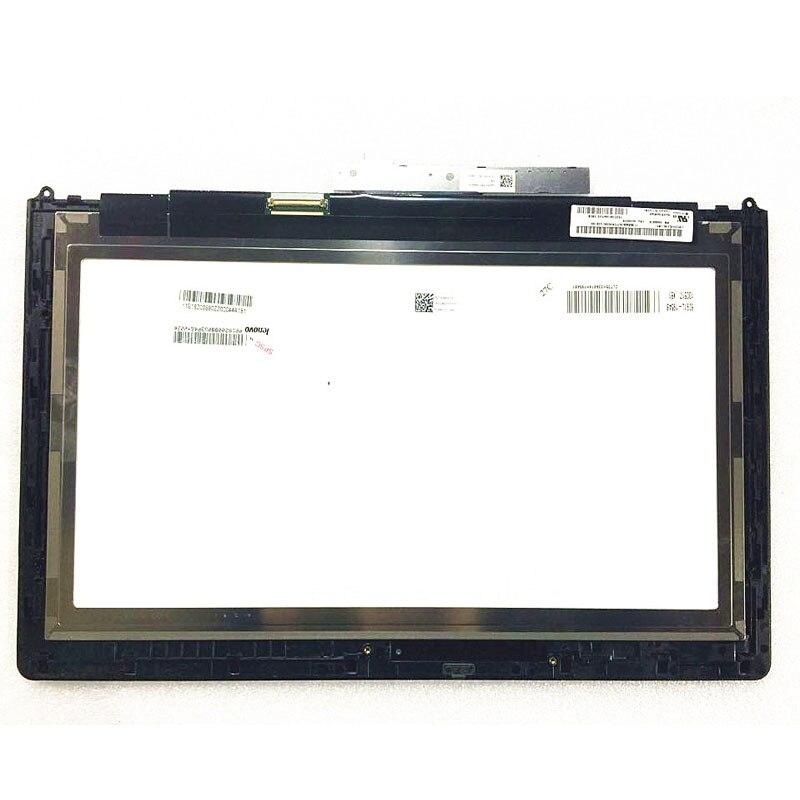 НОВЫЙ 13.3 ЖК экраны для ноутбука Diaplay матрица с сенсорным сборки для Lenovo Йога 13