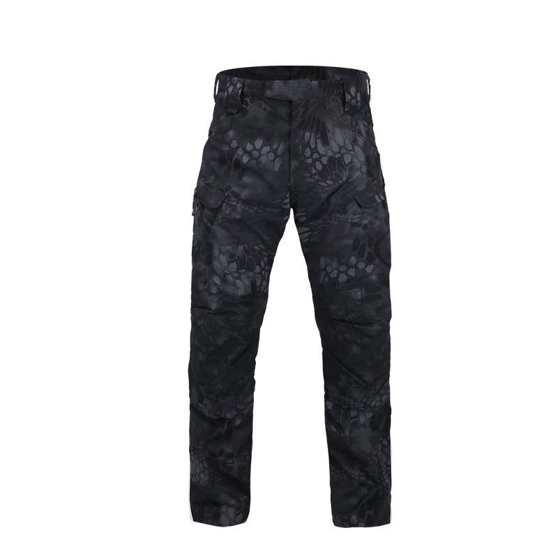 ФОТО Multicam Airsoft Military Camouflage IX7 Pants Blind Clothing Tactical Cargo Pants Army Camo Combat Pants Camouflage Fatigues