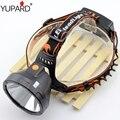 YUPARD ярким XM-L T6 LED HeadLight 18650 аккумулятор СВЕТОДИОДНЫЕ Фары кемпинг Головного Света включая Lightsphere
