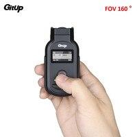 GitUp F1 Wi Fi 4 К Спорт действий Камера видео промежуток времени видеокамера цикличное выполнение Регистраторы для спорта на открытом воздухе Ве
