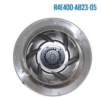 Для Ebmpapst R4E400 AB23 05 230 В 270 Вт 1.2A 1300 об./мин. ДЛЯ ABB инвертора очистки вентилятора
