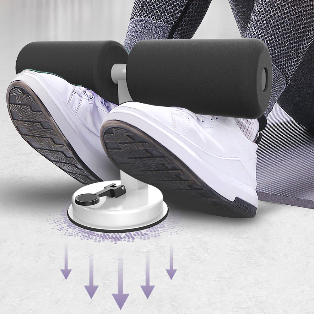 Sit Up Assistant, Abdominal Core Workout Fitness, Adjustable Sit Ups Exercise 4