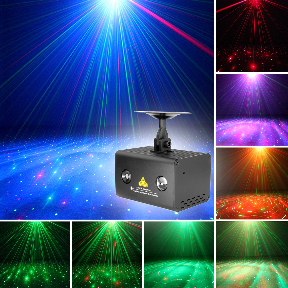 25w 86 Rgb Led Par Stage Light Dmx 512 Lighting Laser Dj