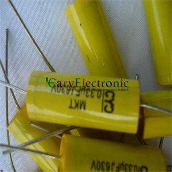 Sprzedaż hurtowa i detaliczna długie prowadzi żółty osiowe poliester Kondensatory foliowe electronics 0 33 uF 630 V fr wzmacniacz lampowy sprzęt audio darmowa wysyłka tanie i dobre opinie Brak NONE 10x334 630 Domy ogólnego przeznaczenia Cayyi Bez uziemienia 110-250 V tube sockets