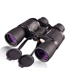 Cheap price Bijia 10-30×50 Binoculars HD High Power Waterproof Zoom Binoculo Telescope for Hunting Tourism