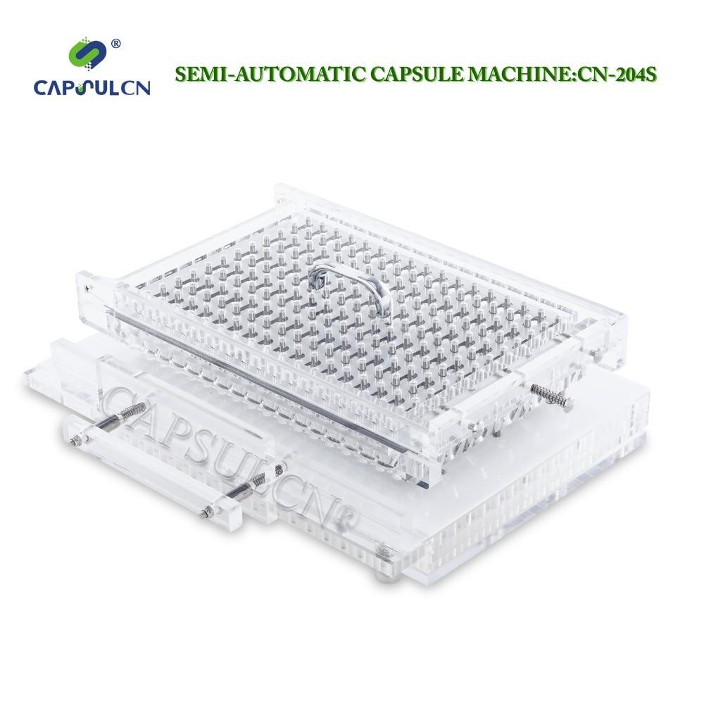 2017 Size 000 New Semi-auto capsule filler CN-204S/capsule filling machine 000/capsule filler machine capsulcn100m semi automatic capsule filling machine 0 capsule filling machines