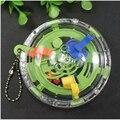 3D estéreo juego de bolsillo de la bola Bola Mágica de inteligencia Cubo Mágico Mini bola laberinto 36 puestos de control
