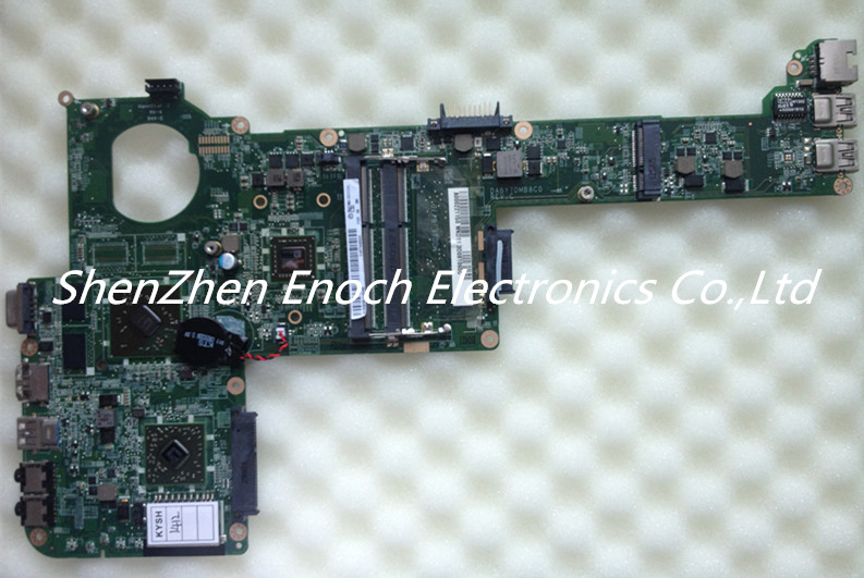 A000221150 For Toshiba Satellite C805D Laptop Motherboard DABY7DMB8C0