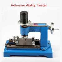 Coating Adhesion Test Instrument Manual Adhesive Ability Tester Test Of Film Adhesion By Circle Trajectory Method QFZ